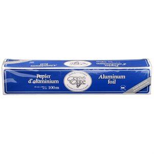 Papier Aluminium, 45 X 100 CM