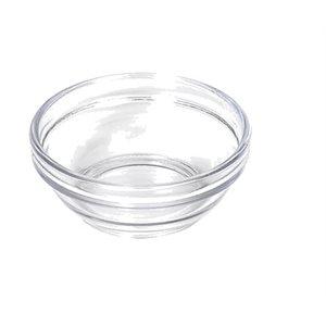 Ramequin En Plastique, Transparent, 2.75 Oz / 45 ML