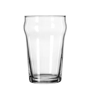 """Verre A Bière (Pub Anglais), 20 Oz / 591 ML, """"No-Nik"""", 36/Caisse"""