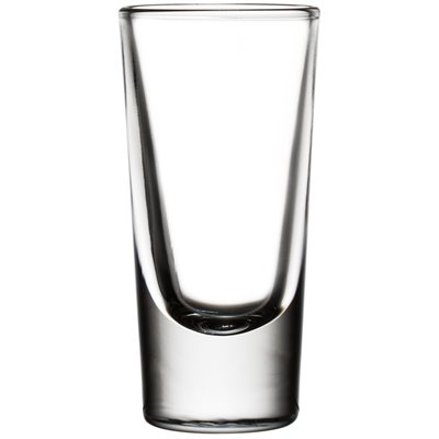 Verre, Shooter A Tequila, 1 Oz / 30 ML, 12/Caisse