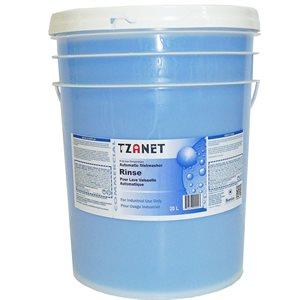 """Détergent Commercial (Rinçage), 20 Litres, Bleu, """"Tzanet"""""""