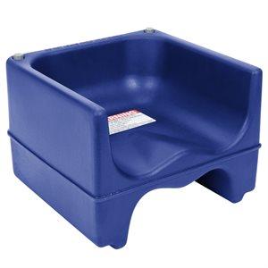 Siège D'appoint (Enfant), Taille Double, Polyéthylène, Bleu