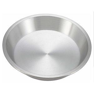 """Assiette à tarte, 10"""", Alluminium"""