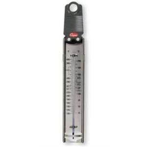 Thermomètre En Pagaie, Tube En Verre, Friture/Confection De Bonbon