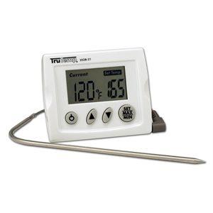 Thermomètre De Cuisine, Numérique, Sonde Incluse