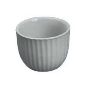 Bol A Crème En Céramique, Blanc, 5 Oz / 150 ML