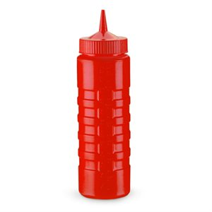 Bouteille A Pression, Sortie Large, Rouge, 946 ML (32 Oz)