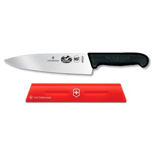 Protection Pour Couteau, Rouge, 6.5 X 1 X 0.25 Po