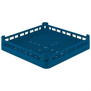 Panier/Égouttoir A Couverts, Format Standard, Bleu, 50 X 50CM