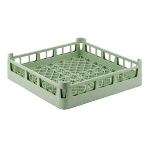 Égouttoir/Range Vaisselles, Standard ( Hauteur 12CM), Vert Pale