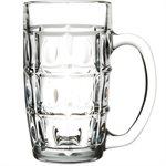 """Verre/Chope A Bière, """"Vienna Stein"""", 11.5Oz / 340ML, 24/Caisse"""