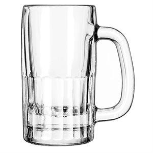 Verre/Chope A Bière, 10 Oz / 296 ML, 12/Caisse