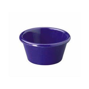 Ramequin En Mélamine, Bleu, 3 Oz / 85 ML