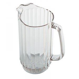 Pichet D'eau, En Plastique, 60 Oz