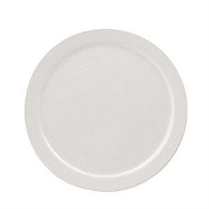 """Assiette, Bord Étroit, 10.38 Po, """"Porcelana"""""""