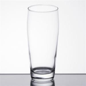 """Verre A Bière, 16.75 Oz / 495 ML, """"Willi Belcher"""", 24/Caisse"""