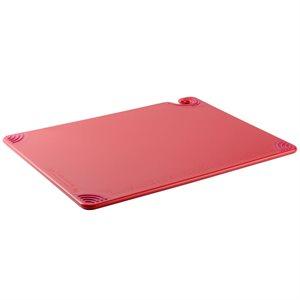 Planche A Découper (Avec Accroche), Rouge, 46 X 61 X 1.27 CM
