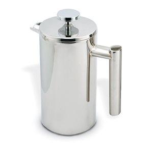 Cafetière A Piston, 4 Tasses, Paroi Double, 800 ML