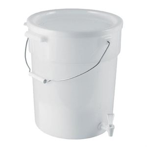 Distributeur A Boisson&Jus, Blanc, 6 Gal ( 22.7 L)