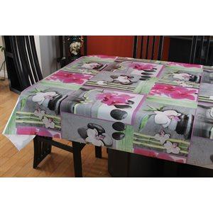 """Nappe de Table """"Pix"""", 54 Po x 20 Mètres"""