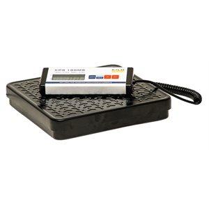 Balance Digitale Pour Colis, 180 Kg, Incrément De 0.1 Kg