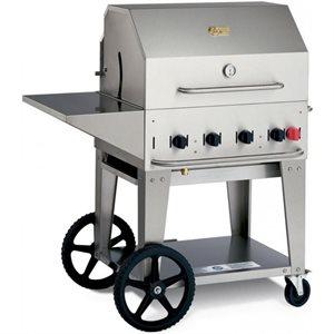 Barbecue A 4 Plaques Chauffantes, 65000 BTU, 28 X 21 Po