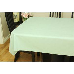"""Nappe de Table """"Lin Bleu"""", 54 Po x 25 Mètres"""