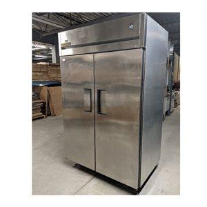 """Réfrigérateur 2 Portes Usagé True TG2R-2S 52 3/5"""", 115V"""