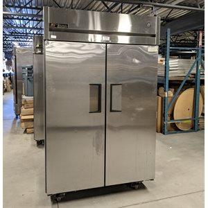 """Réfrigérateur Usagé 2 Portes True TG2R-2S 52 3/5"""", 115V"""