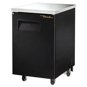 Réfrigérateur D'arrière Bar, Dessus En Acier Inoxydable, 24 Po