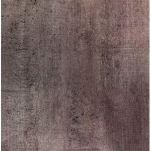 """Planche/Dessus De Table, """"knave Oxide"""", """"Werzalit"""", 71 X 71CM"""