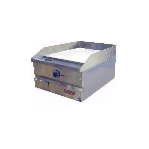 Plaque Chauffante Électrique, 1 Thermostat, 240 V/1Ph