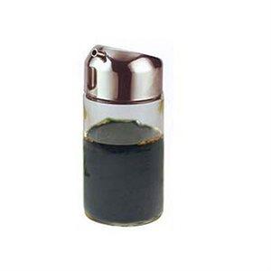Soya Dispenser, 18/10 Stainless Steel Top, 6 Oz