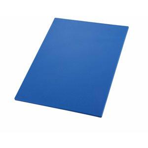 Planche A Découper, 12 X 18 X 0.5 Po, Bleu