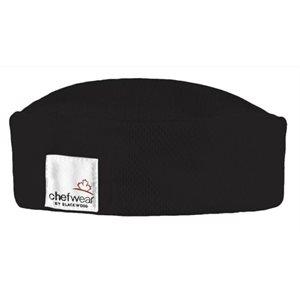 Chapeau de chef Noir, Maille