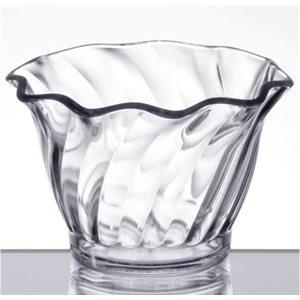 Bol En Plastique Transparent, 148 ML