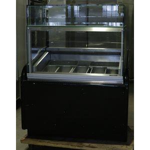 Congélateur à crème glacée Igloo ARB2F3 noir usagé