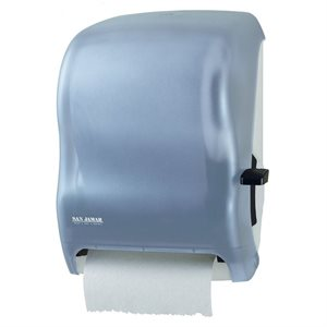 Dispenser (Towels), Classic Lever Roll, Arctic Blue