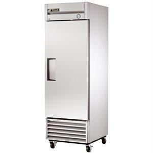 Réfrigérateur A Porte Battante, Acier Inoxydable, 27 X 29.5 X 78.25 Po