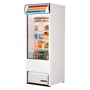Réfrigérateur/Marchandiseur, Blanc, 80 Po En Taille Verticale